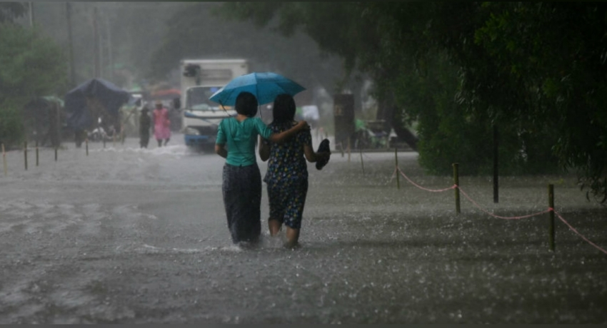 Thundershowers predicted for 6 provinces