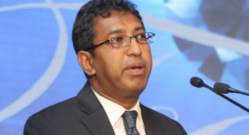 Protests staged to gain political mileage : Dr Harsha de Silva