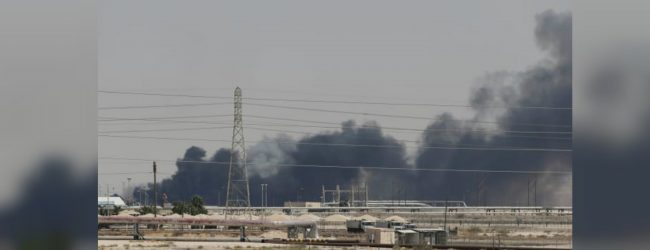 Saudi oil attacks: US blames Iran for drone strikes on two sites