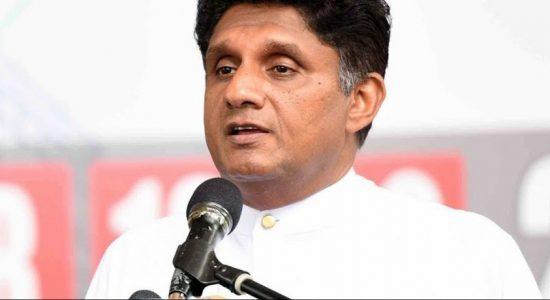 Rally in Kurunegala to welcome Minister Sajith Premadasa