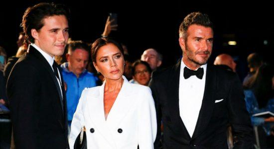 Beckham, Kidman and Thunberg winners at GQ Awards in London