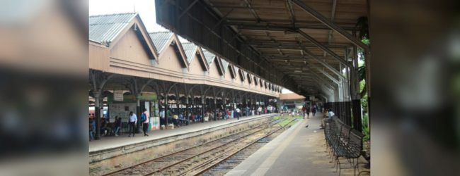 Work to rule railway trade union action hampers train services