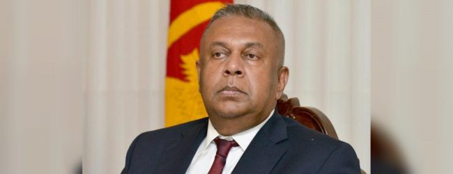 """The people have already chosen the UNP candidate"": Mangala Samaraweera"