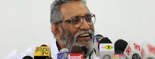 Presidential Election in November or December : Mahinda Deshapriya