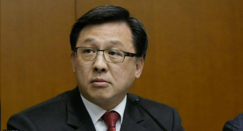 Hong Kong Legislative Council member risks personal safety to oppose violence