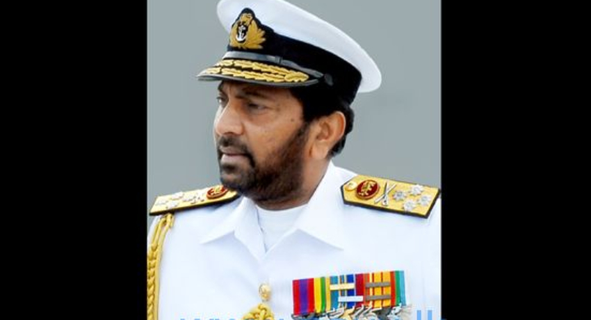 Admiral Wasantha Karannagoda to become first Sri Lankan Admiral of the Fleet