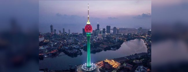 Tallest tower of South Asia; Lotus Tower to be declared open tomorrow