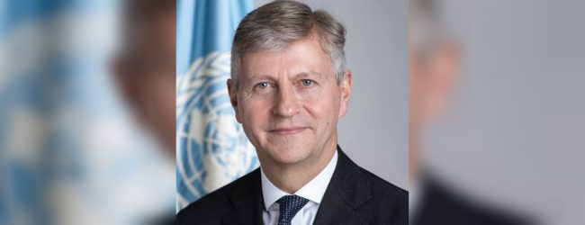 Sri Lanka's UN delegation meets with Under Secretary-General of UNDPO Jean-Pierre Lacroix