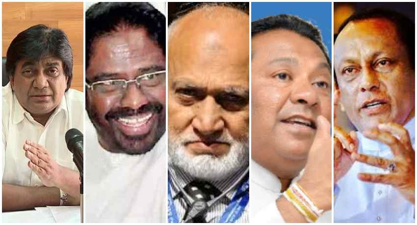 Five MPs to lose UPFA membership