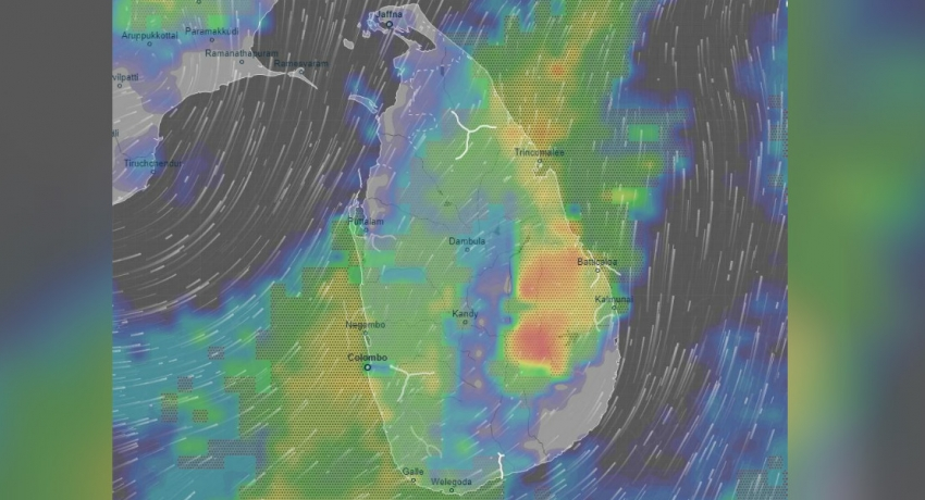 Heavy rains and strong winds expected in several areas