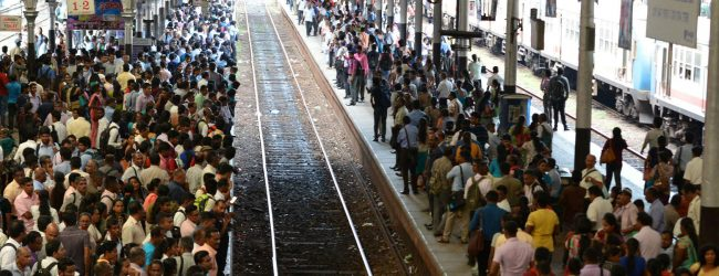 Railway strike continues: Public remain stranded