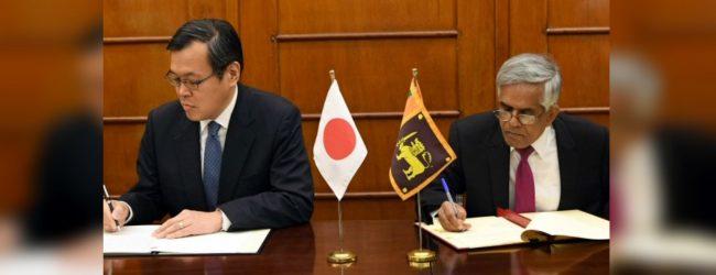 Japan donates Yen 1 billion to strengthen anti-terrorism measures