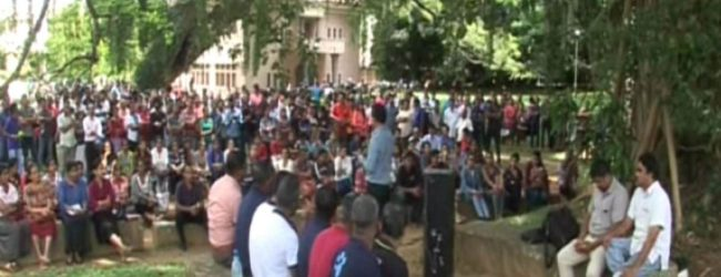 University Non-Academic strike enters 10th day; Special discussion to end non-academic strike