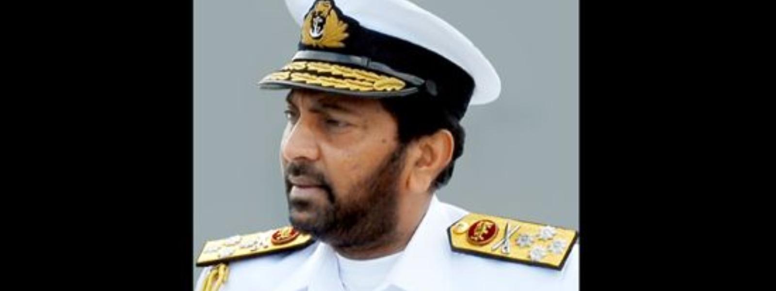 Admiral Wasantha Karannagoda to become first Sri Lankan Admiral of the Fleet