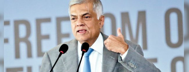 Ranil's attempts to fill working committee with close associates