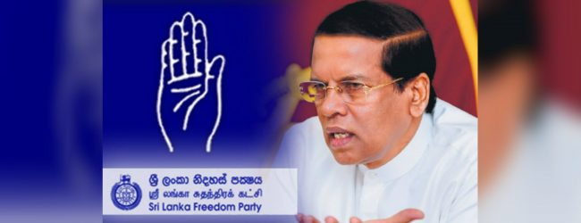 SLFP decisive meeting : Final decision on upcoming election