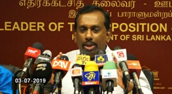 Mahindananda makes revelation on SLPP proposal to the SLFP