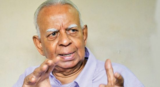 Senior UNP members hold discussions with R Sampanthan over presidential candidate