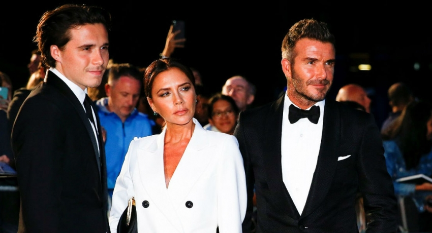 Beckham, Kidman and Thunberg winners at GQ Awards in London