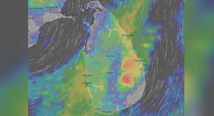 Thundershowers predicted in 4 provinces