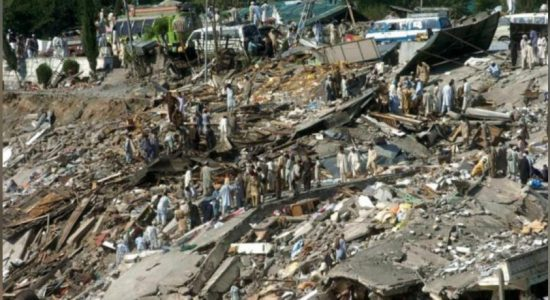 Eight dead, 100 hurt in 5.8 magnitude Pakistan quake