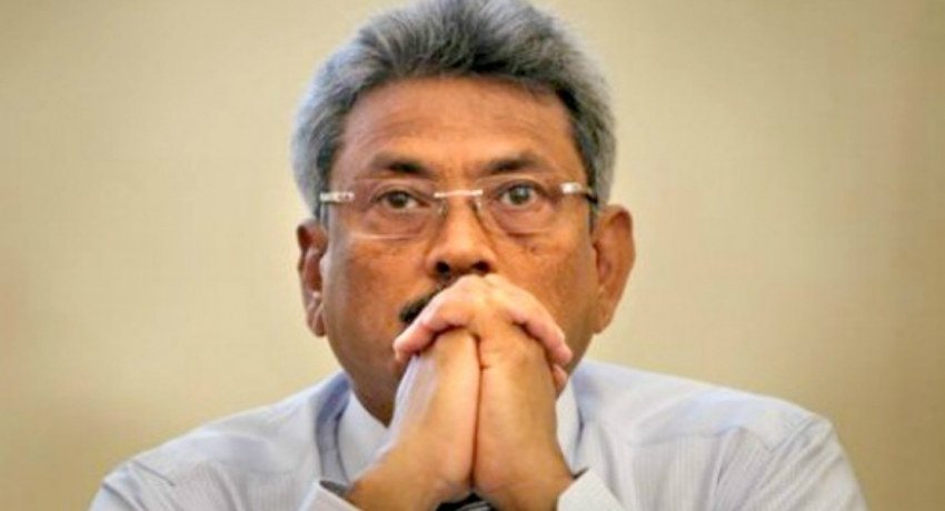 A pension for overseas workers : Gotabaya Rajapaksa