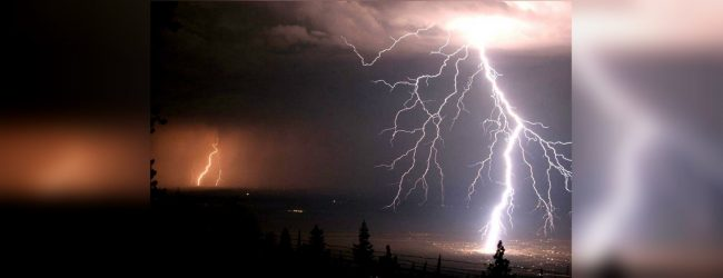 Thundershowers with temporary strong winds expected – Met. Department
