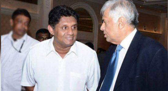 PM and Minister Sajith Premadasa hold crucial talks
