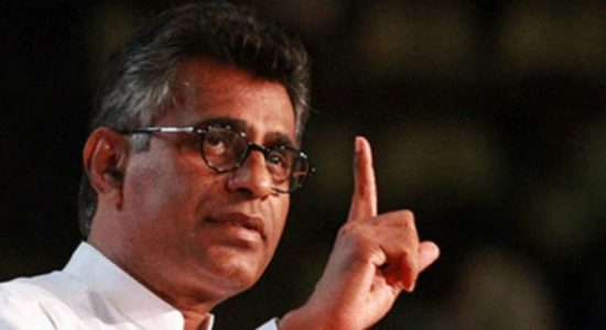 No pre-conditions for Sajith : Patali Champika Ranawaka