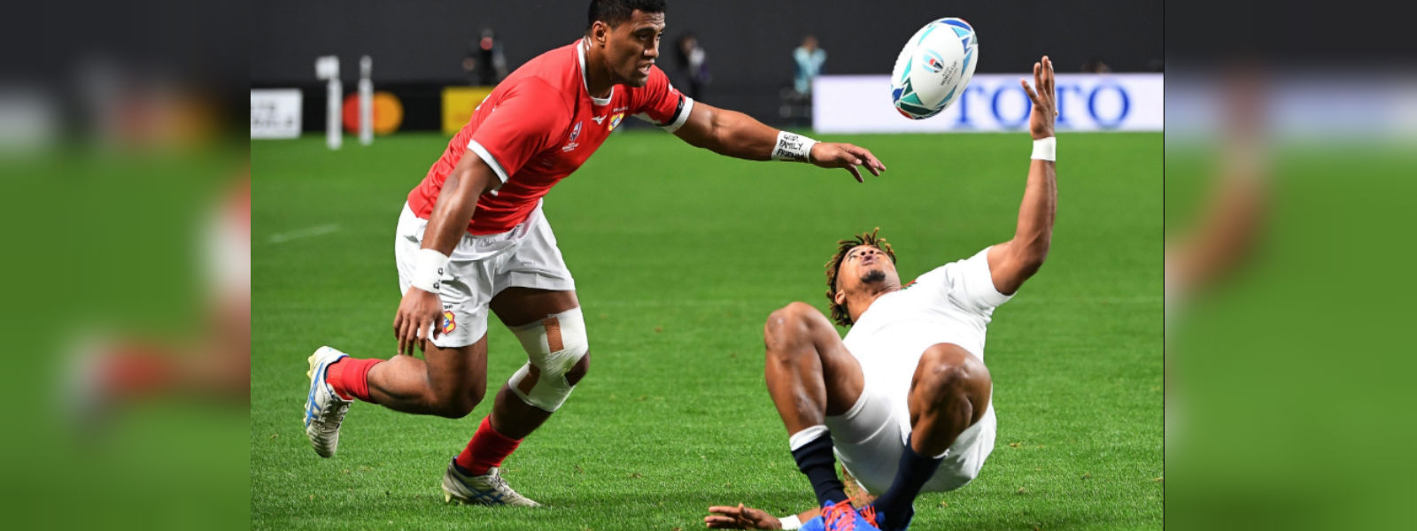 USA take on England in their opening pool match of 2019 Rugby World Cup