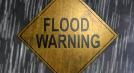 DMC reports threats of minor flooding