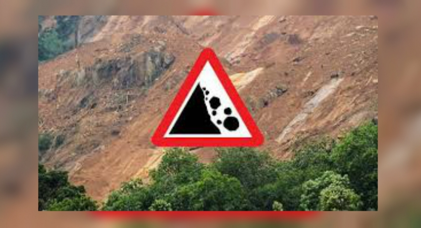 Early Landslide warning issued to Kalutara, Kegalle and Galle