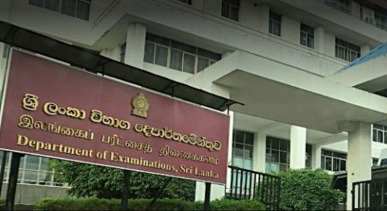 G.C.E. Advanced Level practical exams likely to be rescheduled due to the prevailing weather