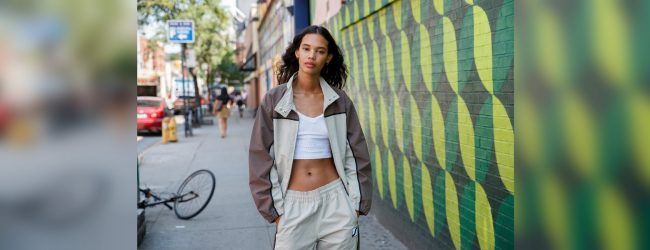 Criss-crossing catwalks and the world; model shares her New York Fashion Week journey