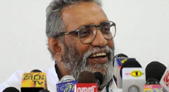 Presidential Election in November or December : Mahinda Deshapriya