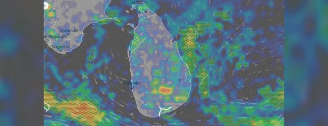 Inclement weather to worsen across island: Public requested to remain vigilant
