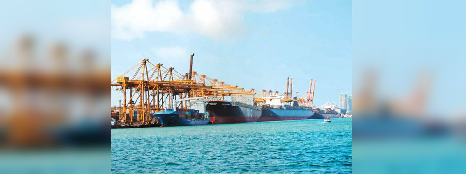Is the Jaya container terminal being sabotaged?