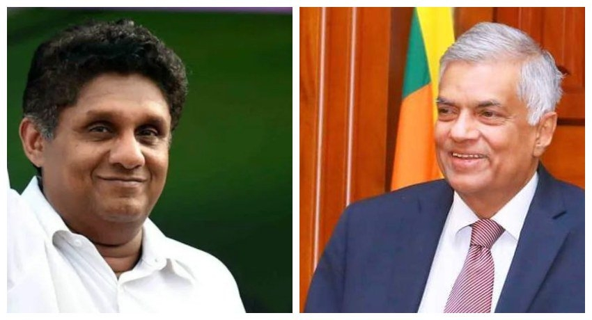 Ranil – Sajith crucial meeting ends; No decisions announced