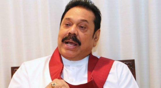"""I believe the SLFP will stand with us"" –  Mahinda Rajapaksa"