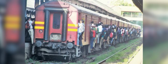 Legal measures against protesting railway employees