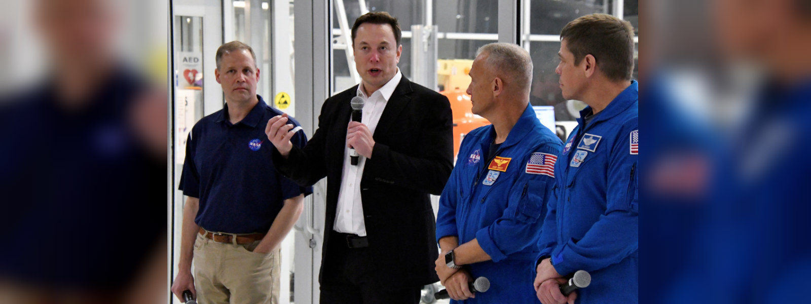 Manned SpaceX mission will happen in first quarter of 2020: NASA chief