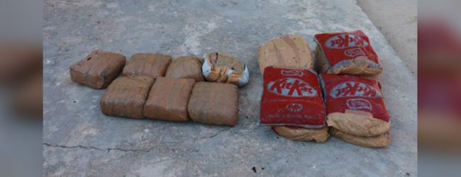 50Kg of Heroin worth over Rs. 50Mn seized