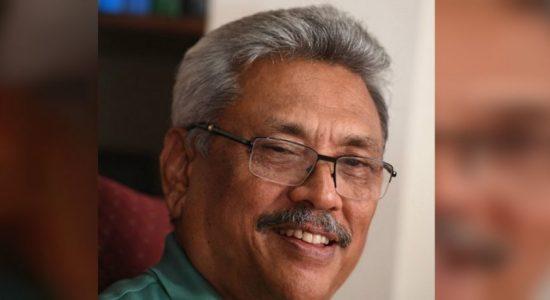 Gotabaya Rajapaksa to meet SLFP team tonight