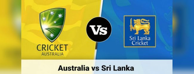 Sirasa TV to broadcast SL's T20 tour of Australia live