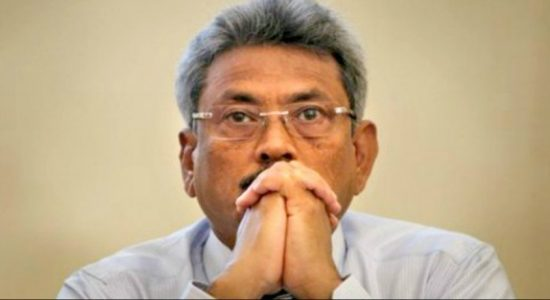 Do not dwell in the past, lets talk about the future : Gotabaya Rajapaksa