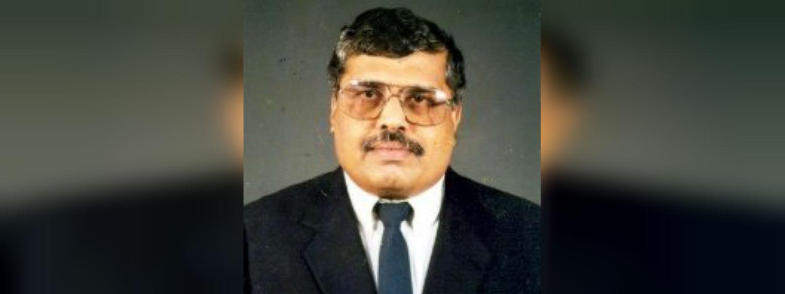 Professor Ananda Samarasekara ordered to be arrested