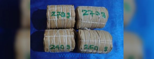 Navy finds 1.3kg of explosives in Gurunagar
