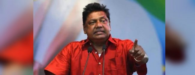 Kumara Welgama to enter the presidential race