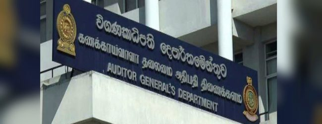 Auditor General to investigate misuse of State resources for election activities