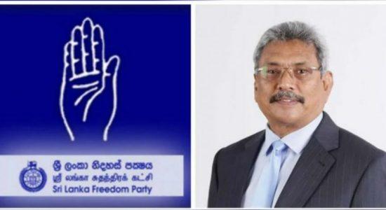 SLFP inks MoU with Gotabaya Rajapaksa